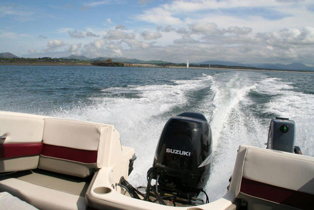 Outboard Engine Thefts Police Warning Marine Insurance