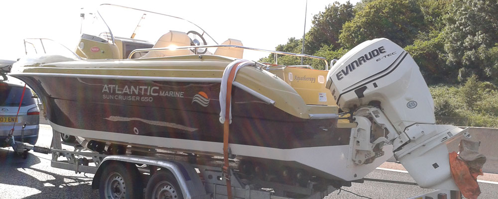 boat insurance trailers