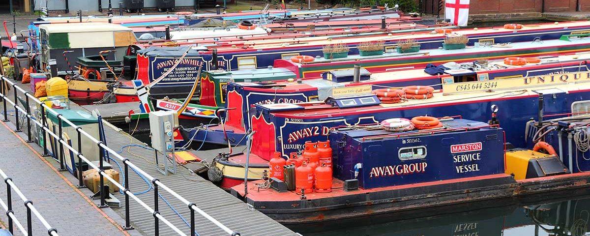 barge narrowboats