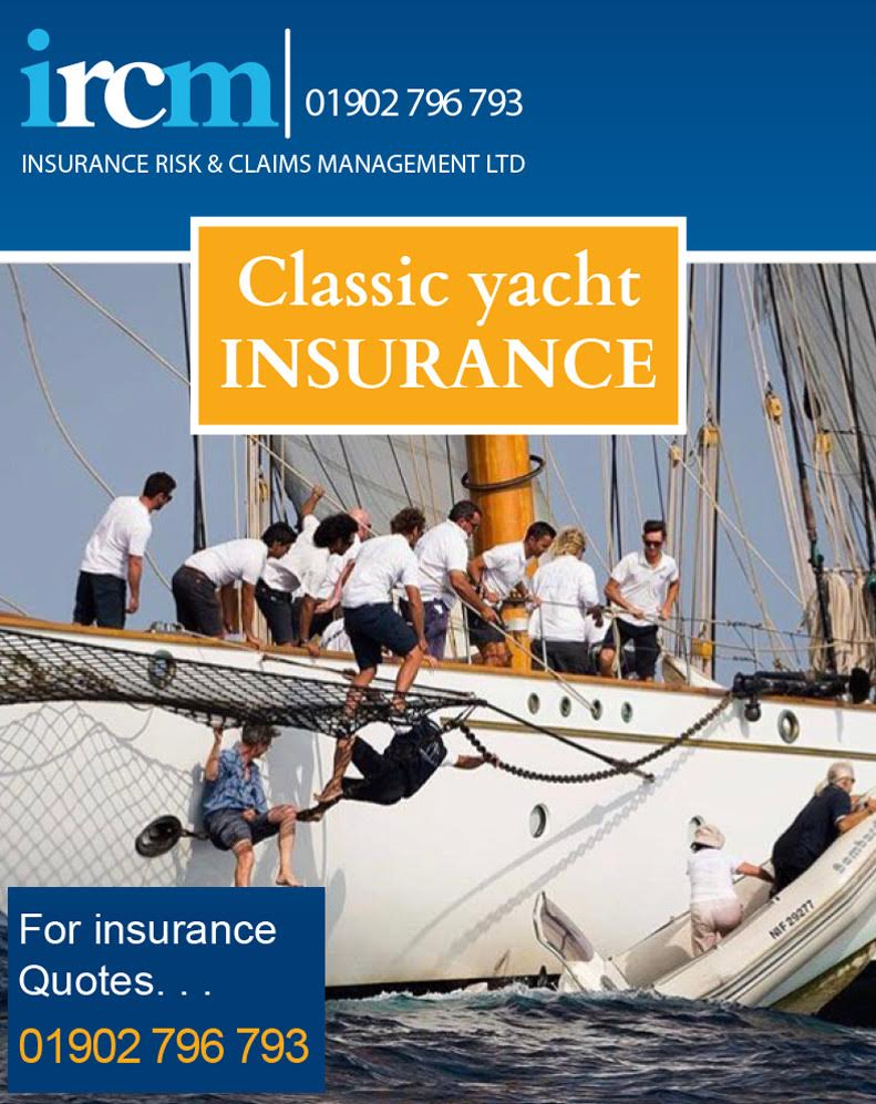 Classic Yacht Insurance